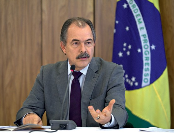Aloizio Mercadante ex ministro (Foto:  ED FERREIRA/ESTADÃO CONTEÚDO)