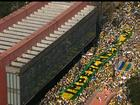 Atos anti-Dilma reúnem 701 mil em 24 estados e no DF, segundo a polícia