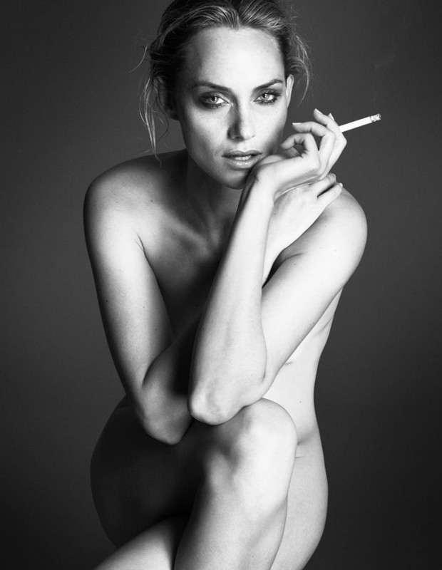 Amber Valetta (Foto: Reprodução)