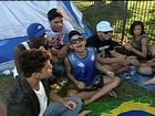 Músicos testam som na véspera da abertura do Rock in Rio
