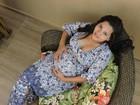 Stefhany Absoluta dá à luz sua primeira filha, Débora Ester