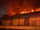 Incêndio em depósito da secretaria de Parnaíba pode ter sido criminoso