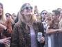 Tove Lo curte show de MØ na última noite do Lollapalooza