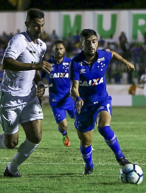 Arrascaeta; Cruzeiro; Murici (Foto: Thiago Parmalat/Light Press)