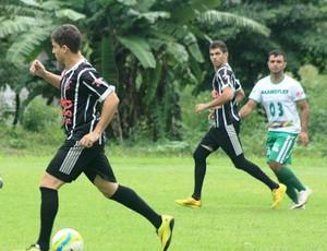 Botafogo joga contra os Vasco, na primeira partida e, logo depois, Fla-Mega enfrenta o Palmeiras (Foto: Chico Limeira/Arquivo Pessoal)