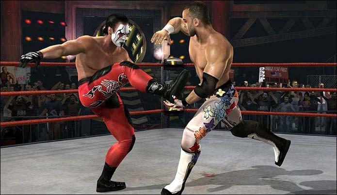 TNA Impact! (Foto: Divulgação)