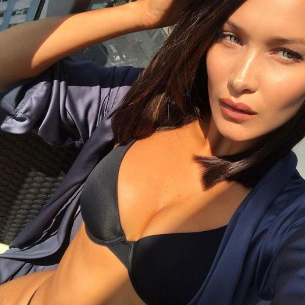 As selfies mais quentes das celebs internacionais em 2017 (Foto: Reprodução/Instagram)
