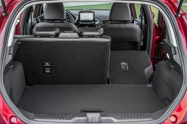Novo Ford Fiesta europeu (Foto: Divulgação)