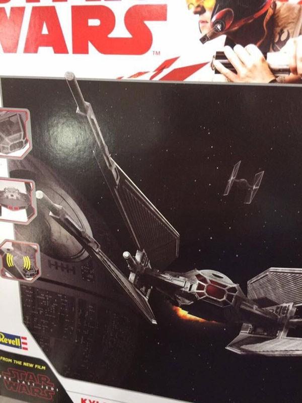 Nova Estrela da Morte? Estação bélica foi vista em arte de caixa de brinquedo lançado na 'Force Friday' (Foto: Reprodução)