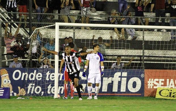 ASA x Guaratinguetá, em Arapiraca (Foto: Ailton Cruz/ Gazeta de Alagoas)