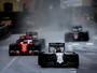 """""""Um ponto é melhor que zero"""", diz Massa após fechar zona de pontuação"""