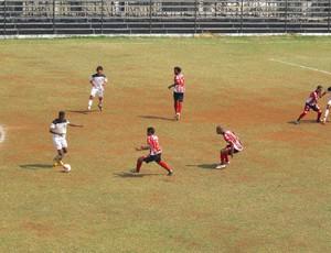 São Vicente vence José Bonifácio (Foto: Juliana Vieira / GloboEsporte.com)