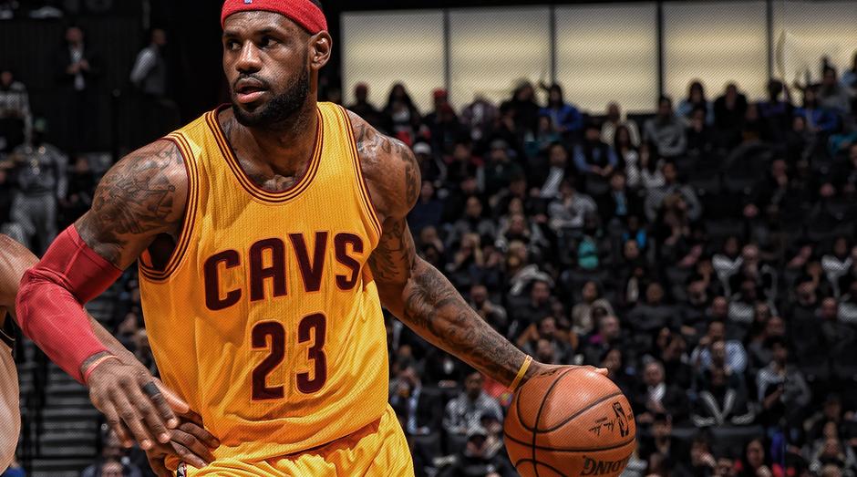 LeBron James, do Cleveland Cavaliers, tem lições para empreendedores (Foto: Wikicommons)