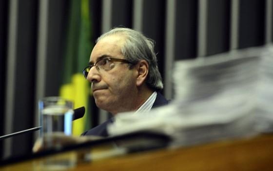 Eduardo Cunha se reúne hoje com Ricardo Lewandowski (Foto: Marcelo Camargo/Agência Brasil)