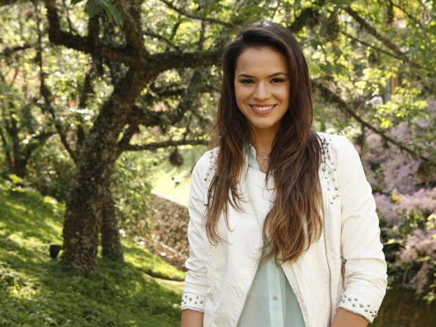Bruna Marquezine (Foto: Salve Jorge/TV Globo)