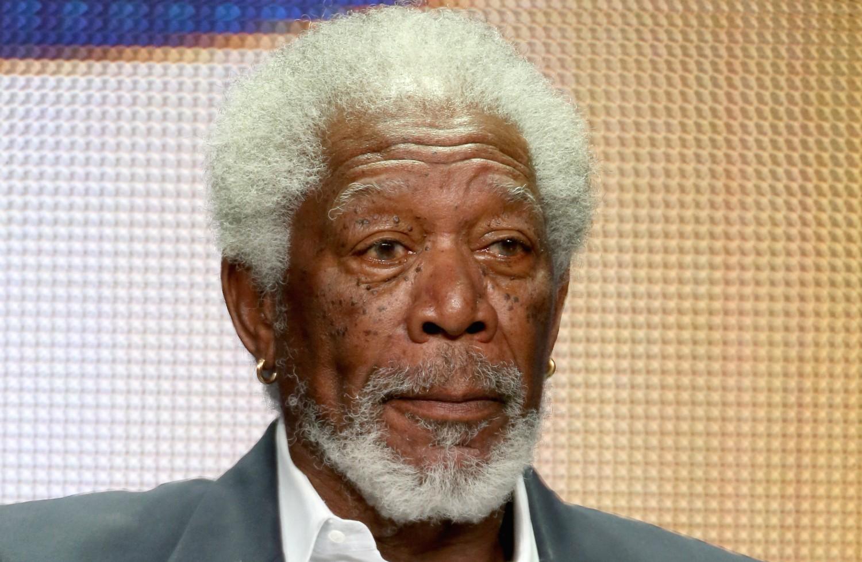Morgan Freeman adorava tanto a Aeronáutica que, logo depois de concluir o Ensino Médio, foi lá trabalhar como mecânico. Após as Forças Armadas dos EUA o remanejarem para o Exército, ficou tão aborrecido que largou a vida militar para virar ator (e interpretar papéis de alta patente, como presidente norte-americano e Deus). (Foto: Getty Images)