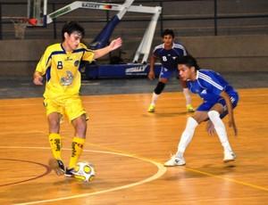 Sete equipes participam do campeonato deste ano (Foto: Reynesson Damasceno)