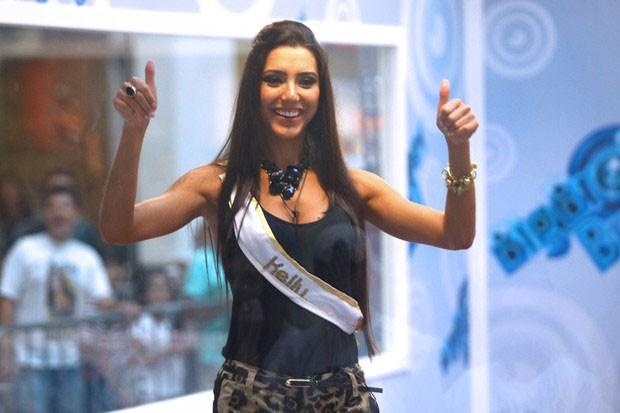 Kelly BBB 13 (Foto: Big Brother Brasil)
