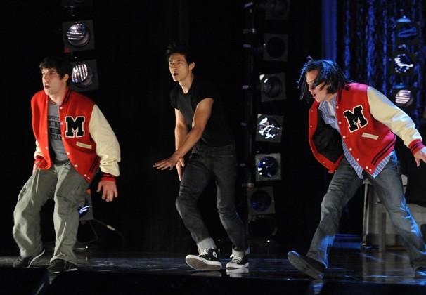 Glee - Os pais de Mike obrigam ele a sair do Novas Direções depois de tirar uma nota A- (Foto: Divulgação / Twentieth Century Fox)