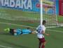 """Rafael, do Madureira, faz duas defesas e é eleito o """"vilão"""" do meio de semana"""