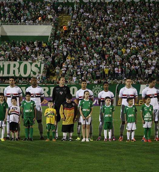 atuações (Rubens Chiri / Site oficial do São Paulo FC)