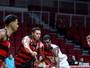 Flamengo atropela Vitória e ganha a primeira em torneio em Fortaleza