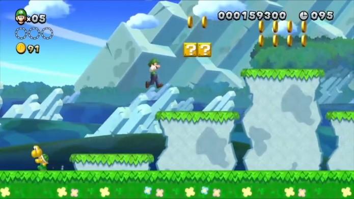 New Super Luigi U (Foto: Divulgação/Nintendo)