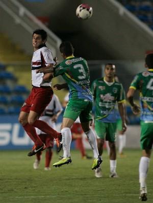 Ferroviário x Crateús pelo Campeonato Cearense (Foto: Natinho Rodrigues/ Agência Diário)