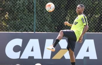 Pronto para jogar pelo Galo, Robinho quer Seleção e Libertadores inédita