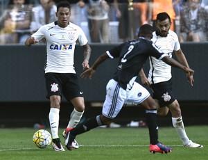 Corinthians X Ponte Preta (Foto: Mauro Horita)