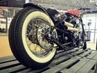 Salão Moto Brasil tem motos customizadas como destaque