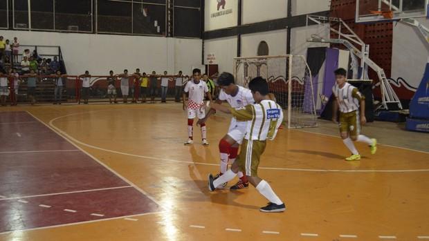 99baeb88b0 Definidos finalistas do 1º Circuito Amapaense Correios de Futsal Sub-15