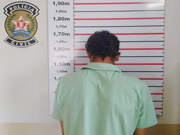 Perdizes, criminoso, morte, taxista (Foto: Polícia Civil/Divulgação)