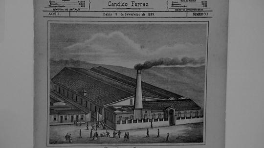 'Mosaico' viaja pelo passado do setor industrial na Bahia