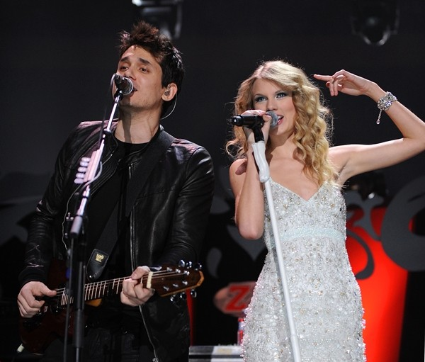 Taylor Swift e John Mayer (Foto: Getty Images)