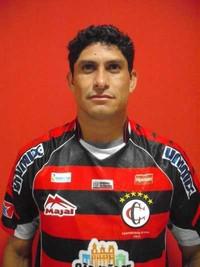 Goleiro Rodrigues, quando ainda era jogador do Campinense (Foto: Divulgação)