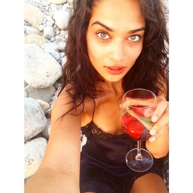 Irina Shaik (Foto: Reprodução/ Instagram)