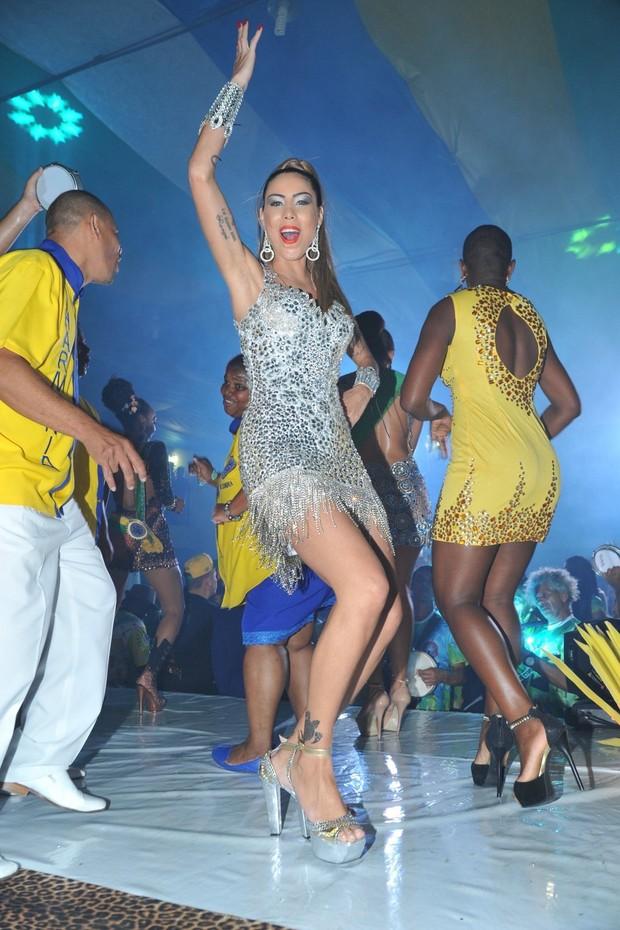 Gabi Miranda (Foto: Cláudio Lira/Divulgação)