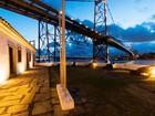 Florianópolis é o 15º destino mais visitado do país por turistas da Copa