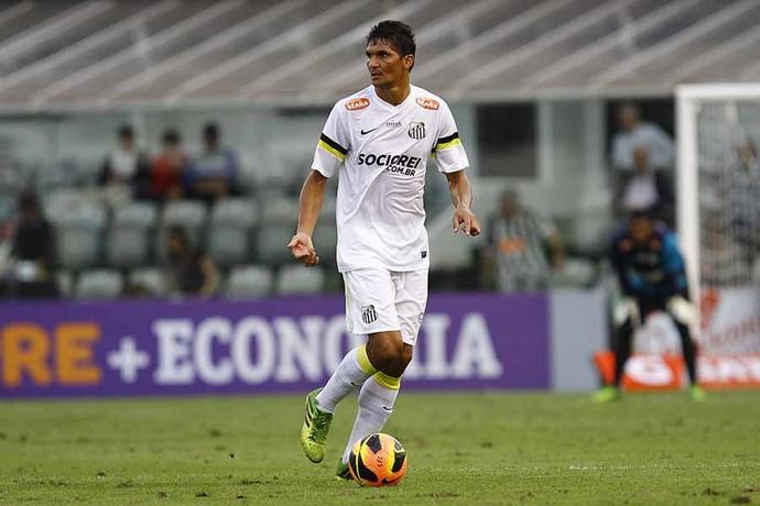 Durval Santos (Foto: Ricardo Saibun/Divulgação Santos FC)