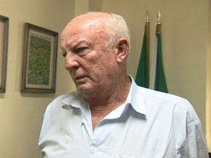 Ex-prefeito de Santa Leopoldina começa a ser julgado (Foto: Reprodução / TV Gazeta)