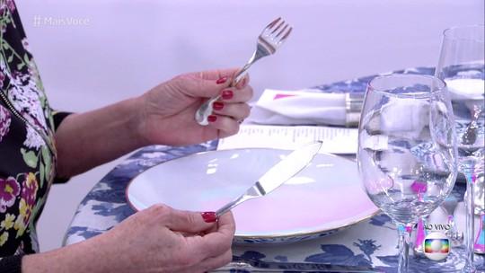 Como usar talheres e comer certos alimentos em eventos formais: veja dicas de etiqueta à mesa