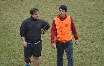 União Mogi demite PH Lamounier e Dedé Mathias, técnico do sub-20