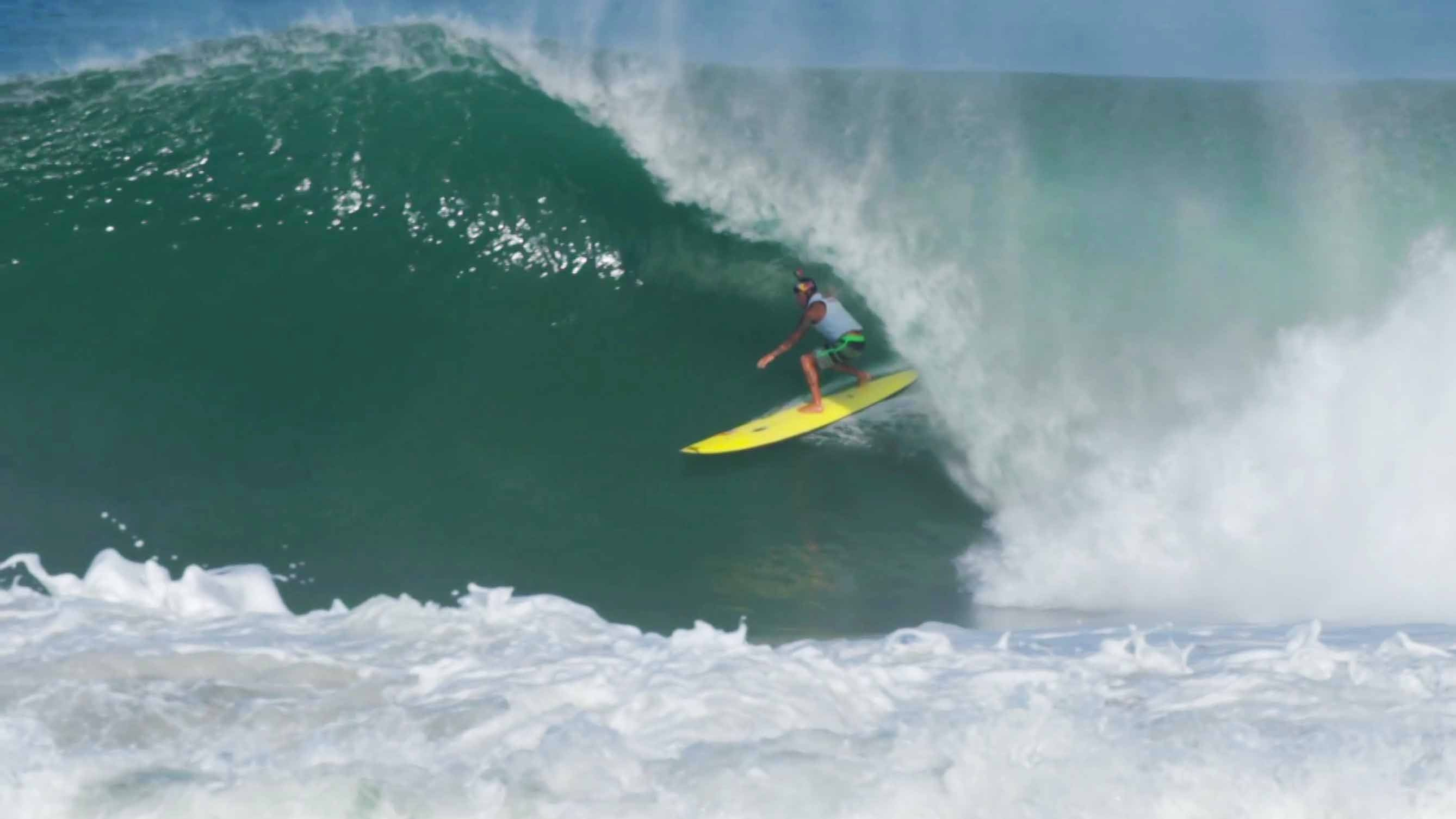 Peaking - A Big Wave Surfer's Perspective: Coco Nogales
