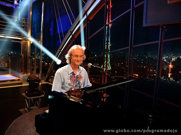 Nico Nicolaiewsky participa do Programa do Jô desta sexta-feira (Foto: TV Globo/Programa do Jô)