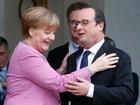 França e Alemanha estão em sintonia quanto à crise migratória, diz Hollande
