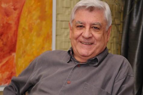 Lauro César Muniz (Foto: Michel Angelo / Record)