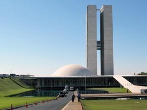 Cúpula do Senado Federa (Foto: Fernanda di Castro/Ag. Senado)