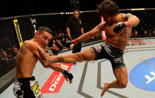 UFC 160 Dennis Bermudez; Max Holloway (Foto: Getty Images)