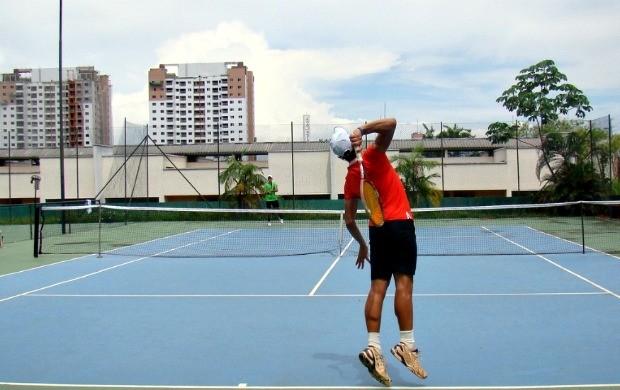 Circuito Correios de tênis (Foto: Rubens Lisboa/CBT)